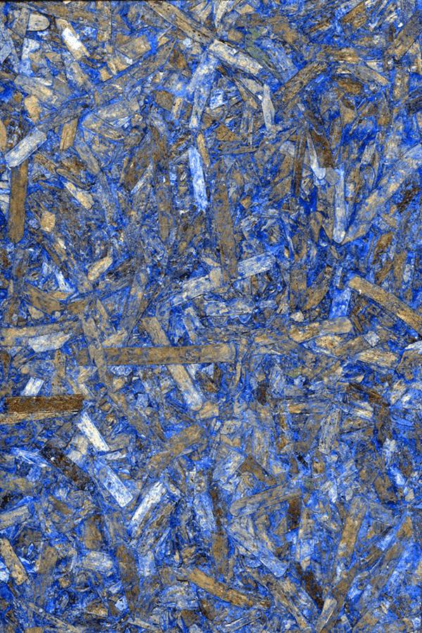 blue panel